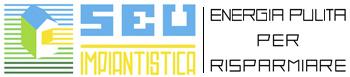 Fotovoltaico e risparmio energetico in Sardegna: SEU Impiantistica Logo